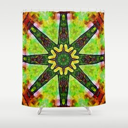 Road To Never Shower Curtain