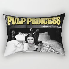 Pulp Princess Rectangular Pillow