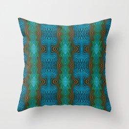 Varietile 61b (Repeating 1) Throw Pillow