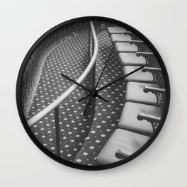 The Gallery Seats Wall Clock