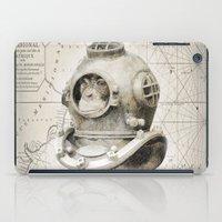 scuba iPad Cases featuring scuba diving by PRIMATE