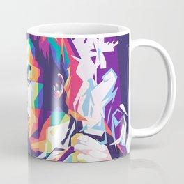 Elon Reeve Musk Pop Art Coffee Mug