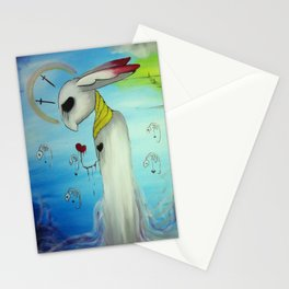 Circus Town Stationery Cards