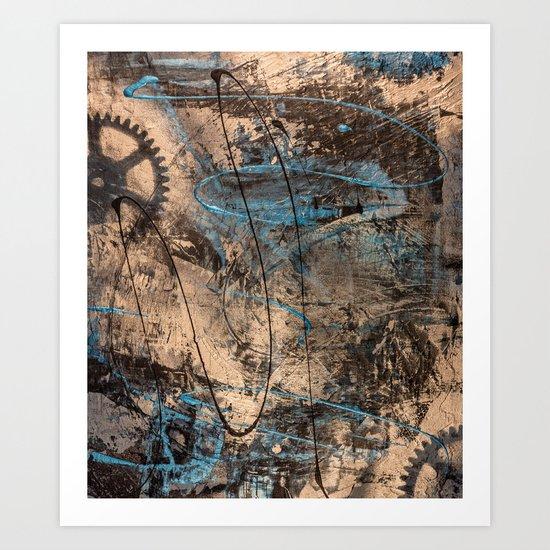 ZION 1178 Art Print
