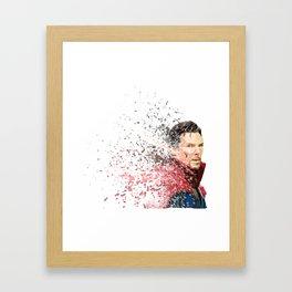 Stephen Strange Framed Art Print