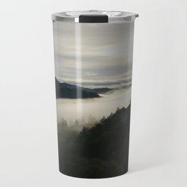 Foggy Sunshine Travel Mug