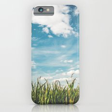 Green Field Blue Sky Slim Case iPhone 6s