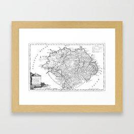 Ulster 1786 Framed Art Print