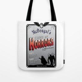 McDougal's House of Horrors Tote Bag