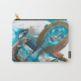 His Eyes On Me Carry-All Pouch