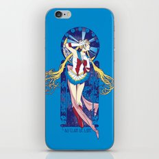By Moonlight - Sailor Moon nouveau iPhone & iPod Skin