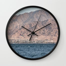 Port of Aqaba Wall Clock
