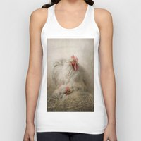 valentine Tank Tops featuring Valentine by Pauline Fowler ( Polly470 )