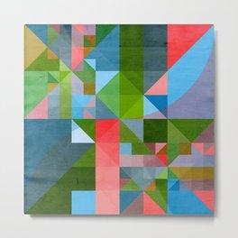 Mosaico 171 Metal Print
