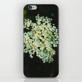 Elderflower iPhone Skin
