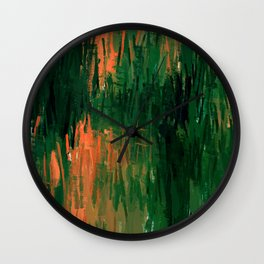Thickly Allergic Wall Clock
