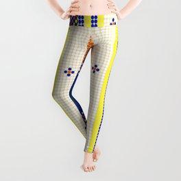 Monobo Print V Leggings
