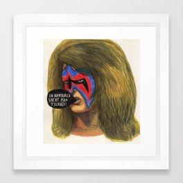 Ultimate Card Framed Art Print