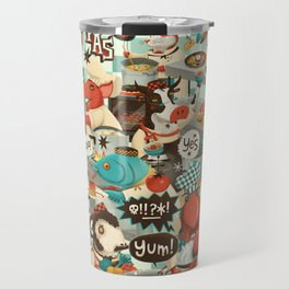 The Kitchen Travel Mug