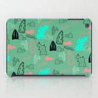 cactus iPad Cases featuring Cactus by Leticia Barrientos
