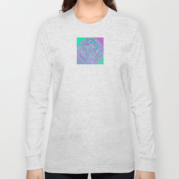 Warped Long Sleeve T-shirt