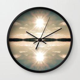 It's all a dream Wall Clock