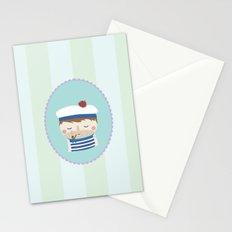 ship's boy Stationery Cards