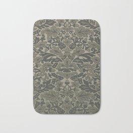 Grey Acorn Bath Mat