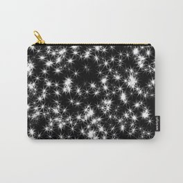 Sparkly Stars Carry-All Pouch