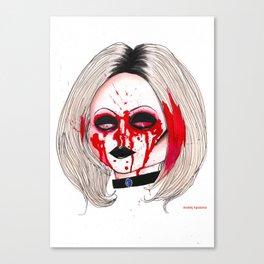 Tiffany Ray Canvas Print