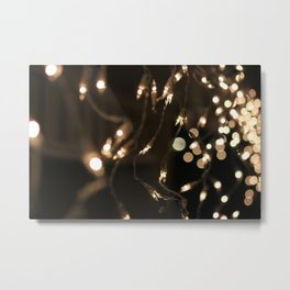 It's beginning to look a lot like Christmas Metal Print