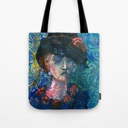 Coffee with Van Gogh Tote Bag
