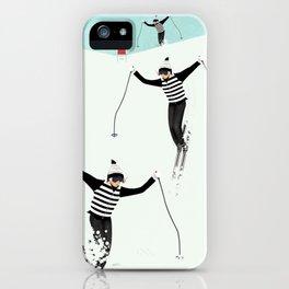 Ski Freshies iPhone Case