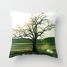 Tempelhofer Freiheit - Berlin Throw Pillow