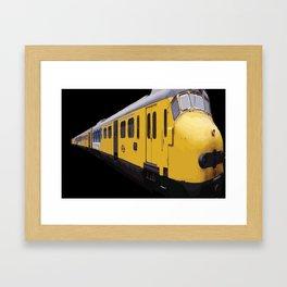 hondekop Framed Art Print