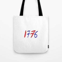 1776-Declaration of Independence 2 Tote Bag