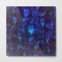 """""""Deep Sea Flower"""" by surrealpete Metal Print"""