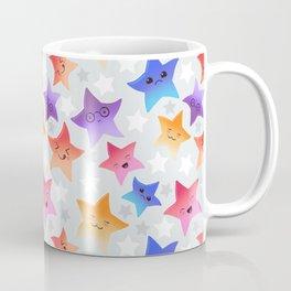 Kawaii stars Coffee Mug