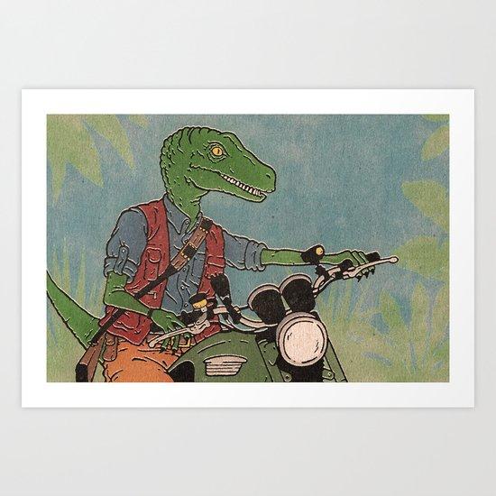 Owen Art Print