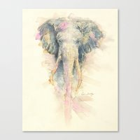 "ellie goulding Canvas Prints featuring ""Ellie"" by PaintedBunting"