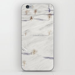 White Winterscapes II iPhone Skin