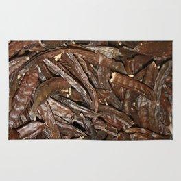 Harvested Carob Pods - Haripur Rug