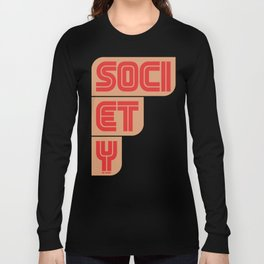 F SOCIETY - Mr.Robot Long Sleeve T-shirt