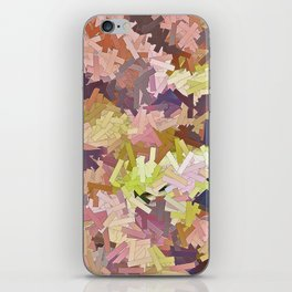 Color Stacks iPhone Skin