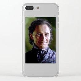 Sir Thomas Sharpe - Crimson Peak II Clear iPhone Case