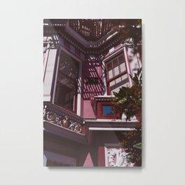 San Francisco VIII Metal Print