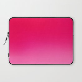 pink ombre Laptop Sleeve