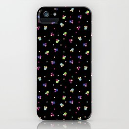 Lucia Floral iPhone Case