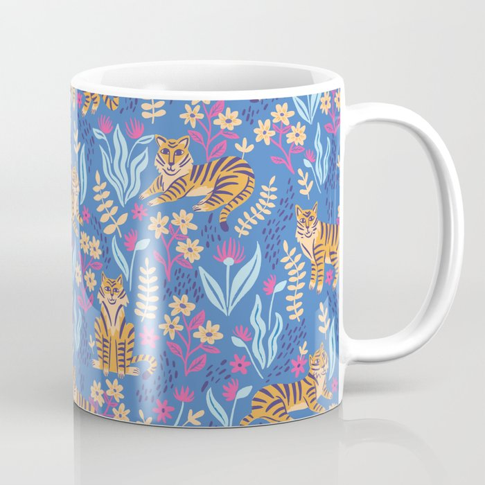 Deep Jungle Coffee Mug