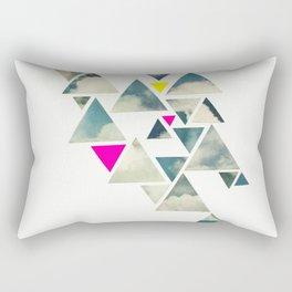 Shattered Sky Rectangular Pillow